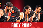 Body Pump classes at Mick's Gym Melton