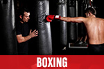 Boxing classes at Mick's Gym Melton
