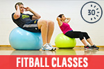 30 Mins Fitball classes at Mick's Gym Melton