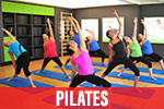 Pilates classes at Mick's Gym Melton