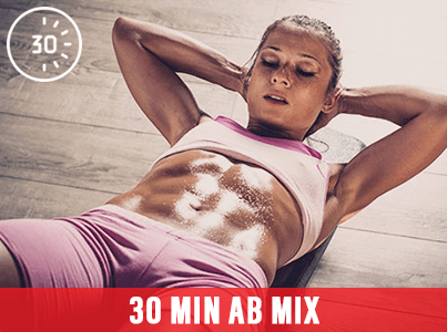 30 Min Ab Mix at Mick's Gym Melton