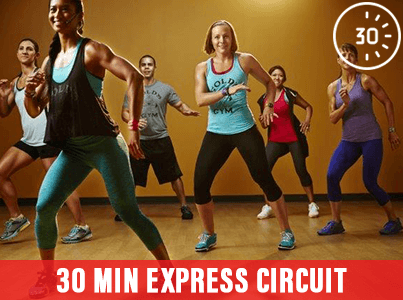 30 Min Express Circuit at Mick's Gym Melton