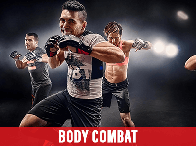 Body Combat at Mick's Gym Melton