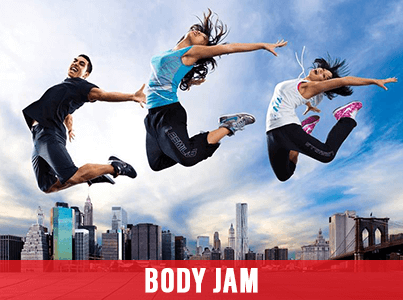 Body Jam at Mick's Gym Melton