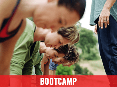 Boot Camp at Mick's Gym Melton