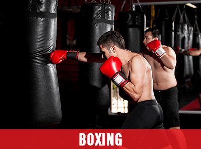Boxing at Mick's Gym Melton