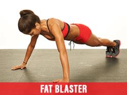 Fat Blaster at Mick's Gym Melton