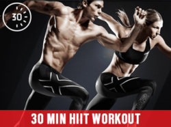 30 Min HIIT Workout at Mick's Gym Melton