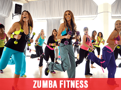 Zumba Fitness at Mick's Gym Melton
