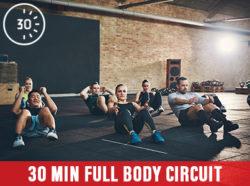 30 Mins Full Body Circuit